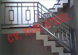 tangga stainles